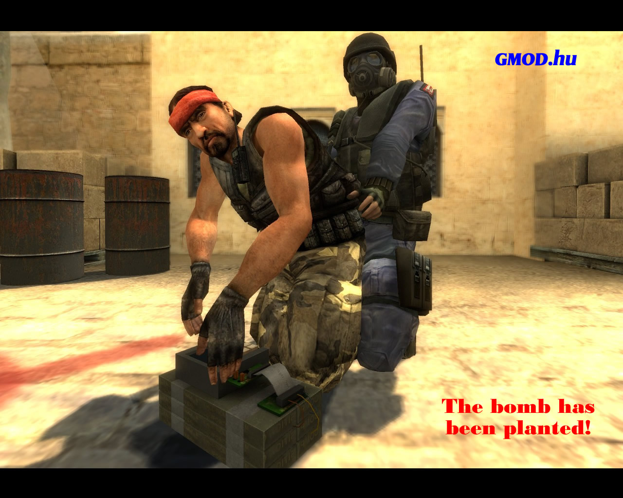 Counter strike xxx mod exposed tube